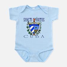 Sancti Spiritus Infant Bodysuit