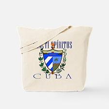Sancti Spiritus Tote Bag