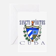 Sancti Spiritus Greeting Cards (Pk of 10)