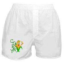 Corny Boxer Shorts