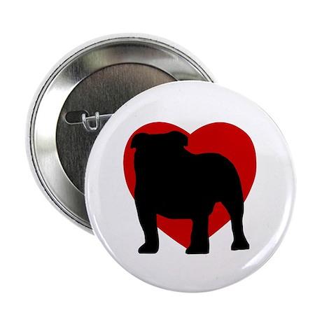 "Bulldog 2.25"" Button (10 pack)"