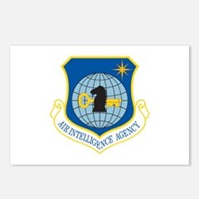 Air Intelligence Agency Postcards (Package of 8)
