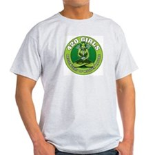 Cool Weed girls T-Shirt