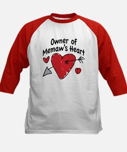 OWNER OF MEMAW'S HEART Tee