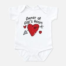 OWNER OF GIGI'S HEART Onesie