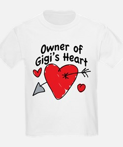 OWNER OF GIGI'S HEART T-Shirt