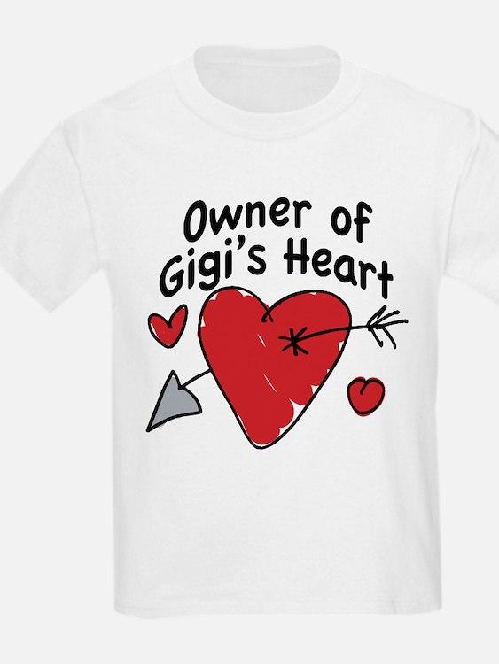 OWNER OF GIGI'S HEART T-Shirt
