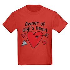 OWNER OF GIGI'S HEART T