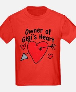 OWNER OF GIGI'S HEART T