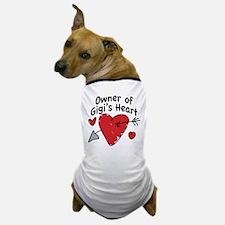 OWNER OF GIGI'S HEART Dog T-Shirt
