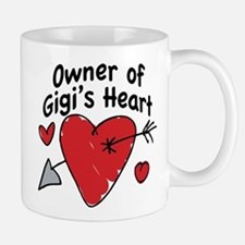 OWNER OF GIGI'S HEART Mug