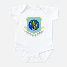 Air National Guard Infant Creeper