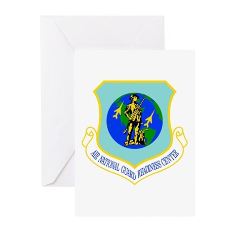 Air National Guard Greeting Cards (Pk of 10)