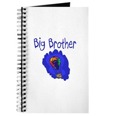 Hot Air Balloon Big Brother Journal