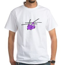 CH-47 Purple Shirt