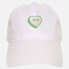JADED Candy Heart Baseball Baseball Cap