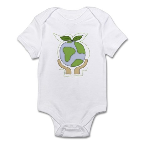 Earth in Our Hands Infant Bodysuit