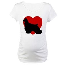 Cocker Spaniel Valentine's Day Shirt