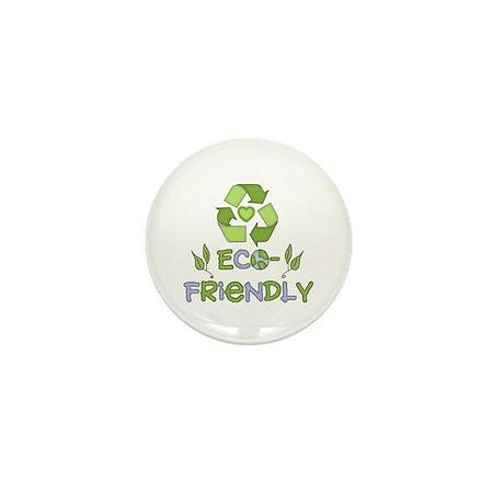 Eco-Friendly Mini Button (10 pack)