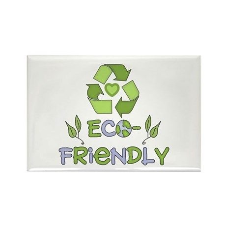 Eco-Friendly Rectangle Magnet (100 pack)