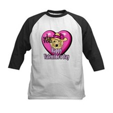 Goldendoodle Valentines Day Tee