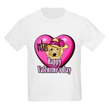 Goldendoodle Valentines Day T-Shirt