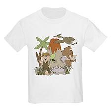 Boy Prehistoric Life T-Shirt