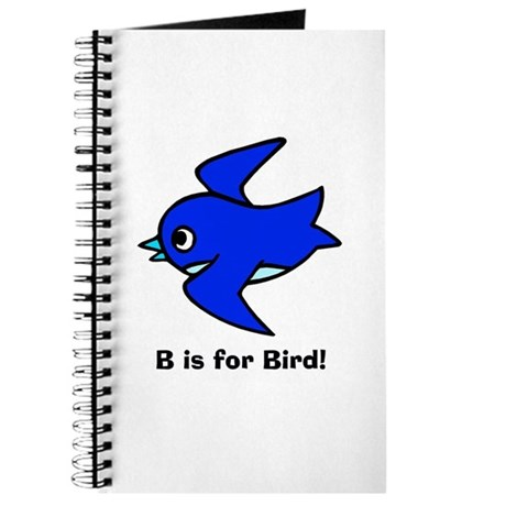 B is for Bird Journal