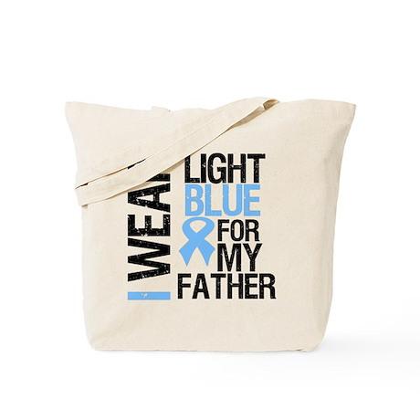IWearLightBlue Father Tote Bag