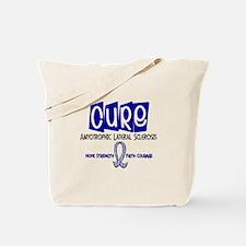 CURE ALS 1 Tote Bag