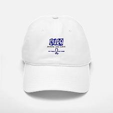 CURE ALS 1 Baseball Baseball Cap