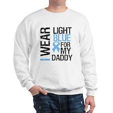 IWearLightBlue Daddy Sweatshirt