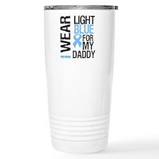 IWearLightBlue Daddy Travel Mug