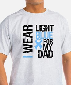 IWearLightBlue Dad T-Shirt