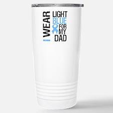 IWearLightBlue Dad Travel Mug