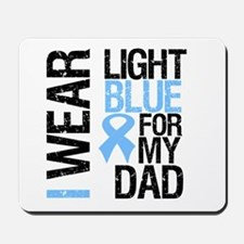 IWearLightBlue Dad Mousepad