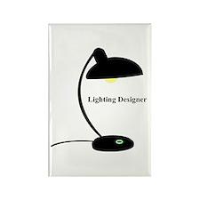 Lighting Designer 1 Rectangle Magnet
