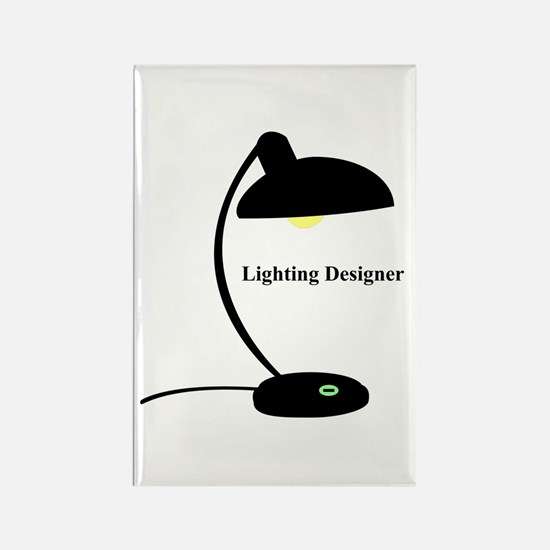 Lighting Designer 1 Rectangle Magnet