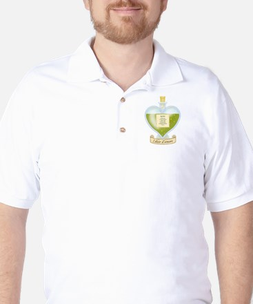 Blind Love Potion Golf Shirt