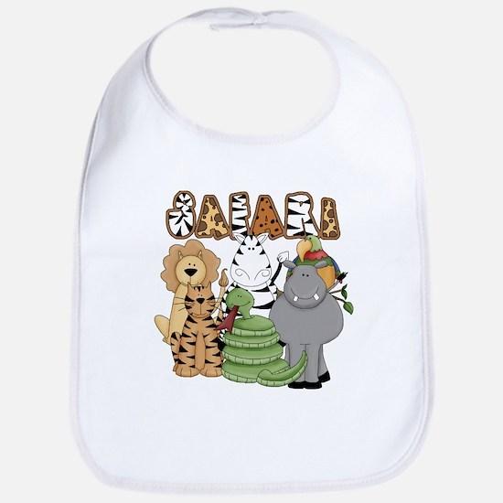 Safari Bib