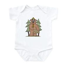 DO Feed the Bears Infant Bodysuit