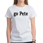 go Pete Women's T-Shirt