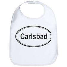 Carlsbad (oval) Bib