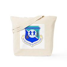 Manpower Tote Bag