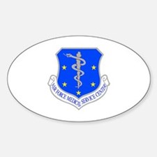 Medical Services Oval Decal