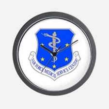 Medical Services Wall Clock