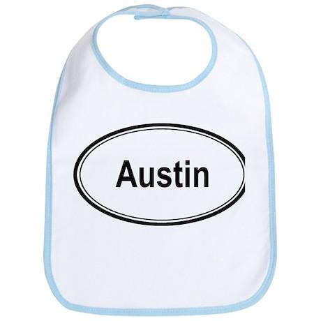 Austin (oval) Bib
