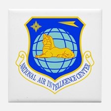 Air Intelligence Tile Coaster