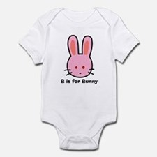 B is for Bunny Infant Bodysuit