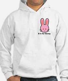 B is for Bunny Hoodie